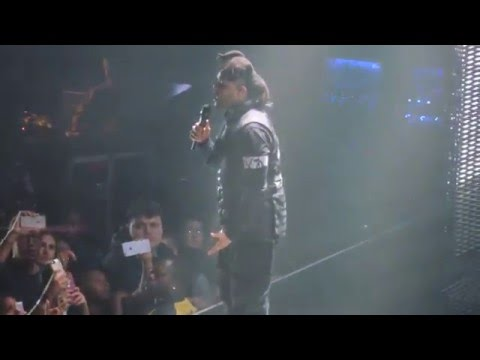 Angel- The Weeknd (The Madness Fall Tour) 11/15/15