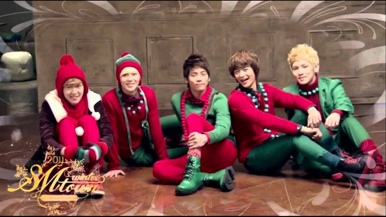 Shinee : Last Christmas lyrics - LyricsReg.com