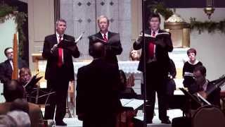 Monteverdi Vespers: Duo Seraphim
