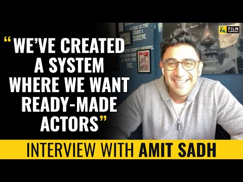 Amit Sadh Interview with Anupama Chopra | Breathe Into The Shadows | Film Companion
