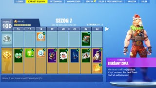 MAX KARNET BOJOWY SEZON 7 | Fortnite Battle Royale