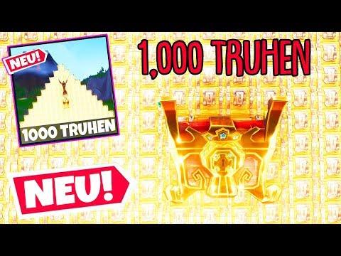 1000 TRUHEN, ABER nur 1 RICHTIGE in Season 8!