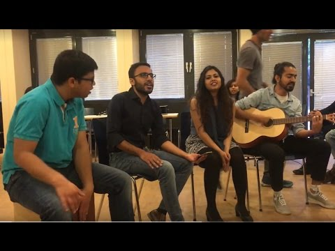 3 chords hindi songs | Am G F | Jam Session in Germany | Part 2