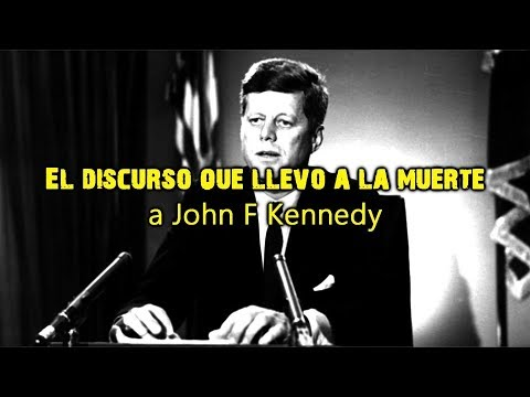 El día que Kennedy nos reveló la verdad, pero no le comprendimos