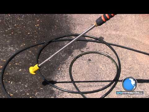 How To Diagnose Low Pressure on a Pressure washer