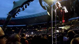 U2 Stay (Faraway, So Close!), Berlin 2009-07-18