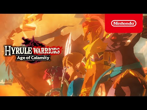Hyrule Warriors Age Of Calamity Switch Gaming Nerds