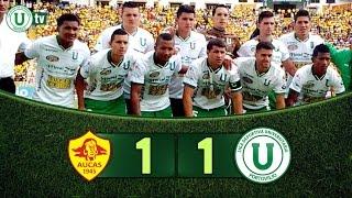 Resumen | SD Aucas 1-1 LDU Portoviejo | Fecha 42 | 16-11-2014 | LDUP.tv