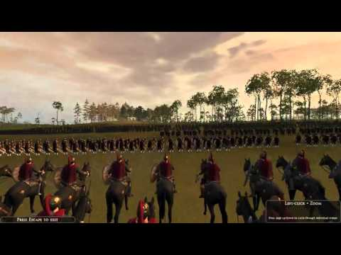Romans, ready for duty (and booty): Attila gameplay by Lewted (Day 188)
