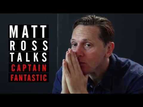 How 'Captain tastic' Director Matt Ross Nearly Noed for His Cannes Award
