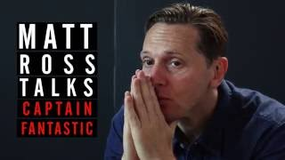 How 'Captain Fantastic' Director Matt Ross Nearly No-Showed for His Cannes Award