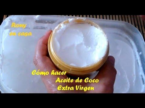 utilidades del aceite de coco organico
