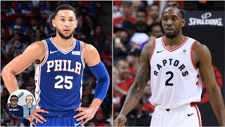 Can the 76ers and Raptors recover after their surprising Game 1 defeats? | Jalen & Jacoby