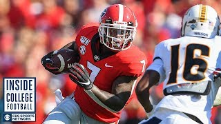 Top RB Prospects in the 2020 NFL Draft | Inside College Football
