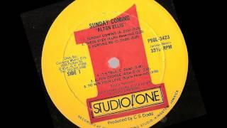 Alton ellis  -- Sunday Comming --  full album studio 1 records