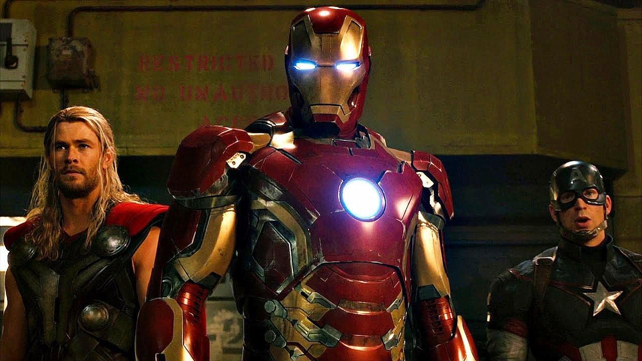 Download Avengers vs Ultron Fight Scene - Avengers: Age of Ultron - Movie CLIP HD