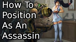 How To Position In Teamfights As An Assassin - LOL Commentary