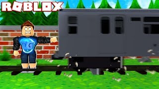GASTE ALL ROBUX TO MAKE ME THE STRONGEST OF ROBLOX !!