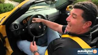 2012 Porsche Boxster Test Drive and Sports Car Video Review real review