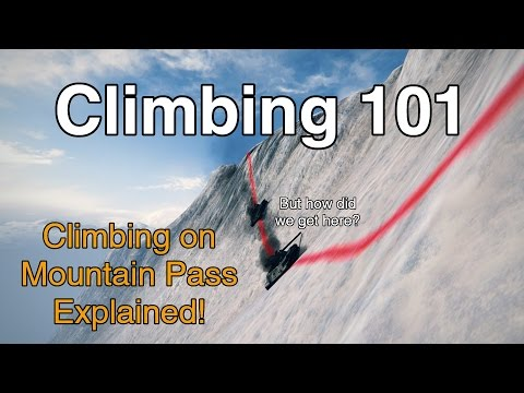 World of Tanks - Climbing Finally Explained in Detail!