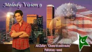 "MelodyVision 9 - PAKISTAN - Ali Zafar - ""Chano ki ankh main"""
