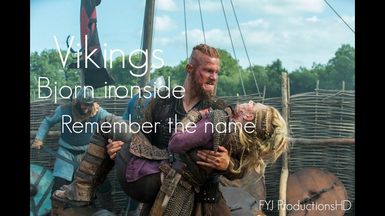 Download Vikings - Bjorn Ironside - Remember The Name