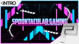 [2D Intro] Spooktacular Gaming v.2 ➟ By PhantomFX | Paid