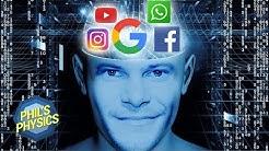 Manipuliert durch Facebook, Google & Co? 3 erschreckende Beispiele | Phil's Physics