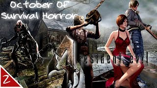October Of Survival Horror: Resident Evil 4 (Part 2)