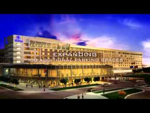 Hilton Omaha Expanding