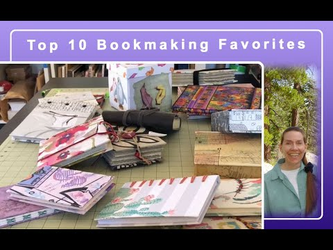 My Top 10 Favorite Bookbinding & Box Making Techniques