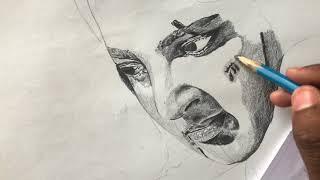 Bhagmati | Speed Drawing | by Pavan👨🏻🎨
