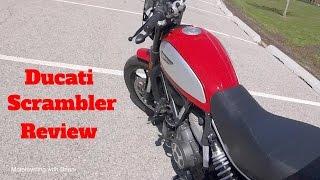 Ducati Scrambler Review (A look at my bike)