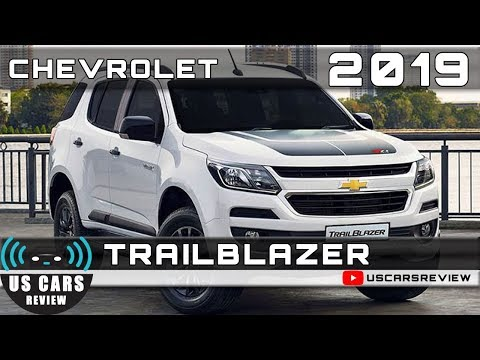 2019 CHEVROLET TRAILBLAZER Review Mp3
