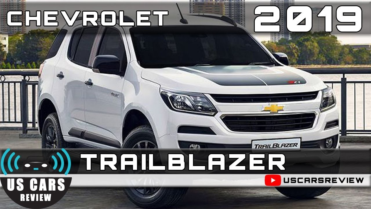 2019 Chevrolet Trailblazer Review Youtube