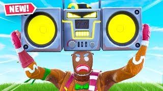 So Epic Put BOOM BOXES in Fortnite...