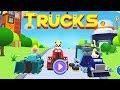 Colorful Game – Panda Construction Team Building Houses, Super Panda Cartoon, Kids Song, Baby Panda