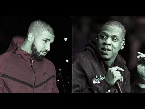 Drake Clowns Jay Z w/ the money phone 'They said Don't Put Money to your ear? I Didn't Hear that!'