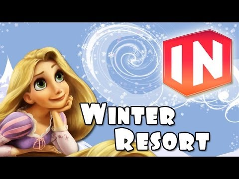 Disney Infinity: Toy Box Share -  Winter Resort 2.0