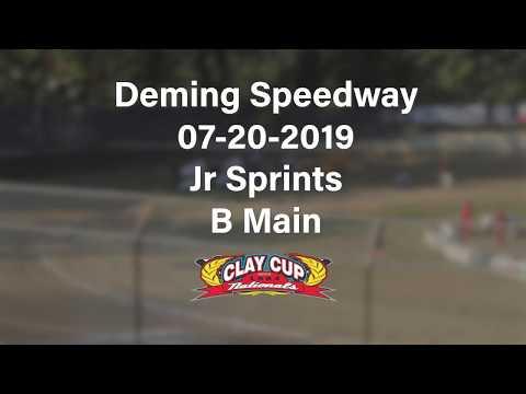 Jr Sprint B Main| 07-20-19 | Deming Speedway