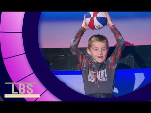 Meet Titus the viral trick shot sensation | Little Big Shots Aus Season 2 Episode 2