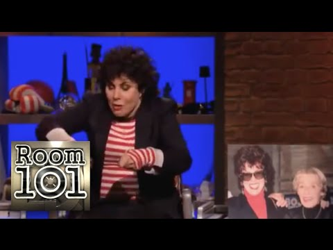 Ruby Wax Hates Her Mum And Nazi Dog - Room 101