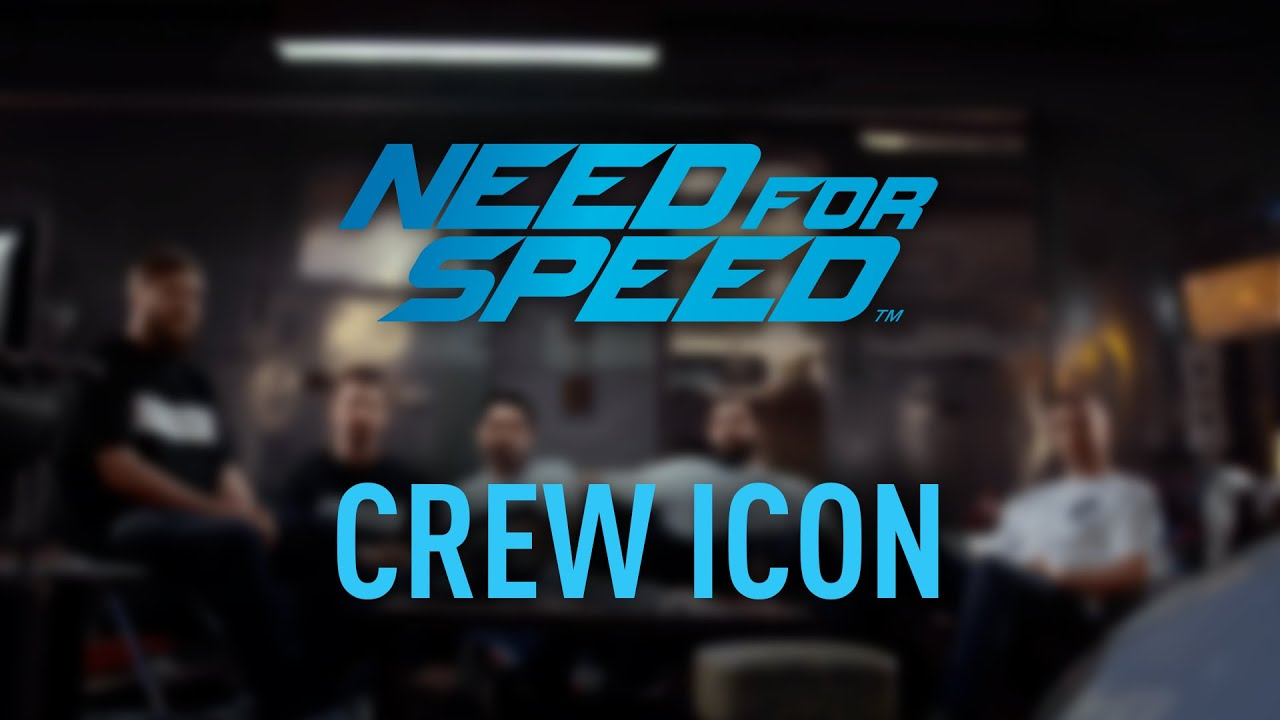 Need for Speed Icons - Risky Devil - The crew icon of the 2015 street racing game, Need for Speed.