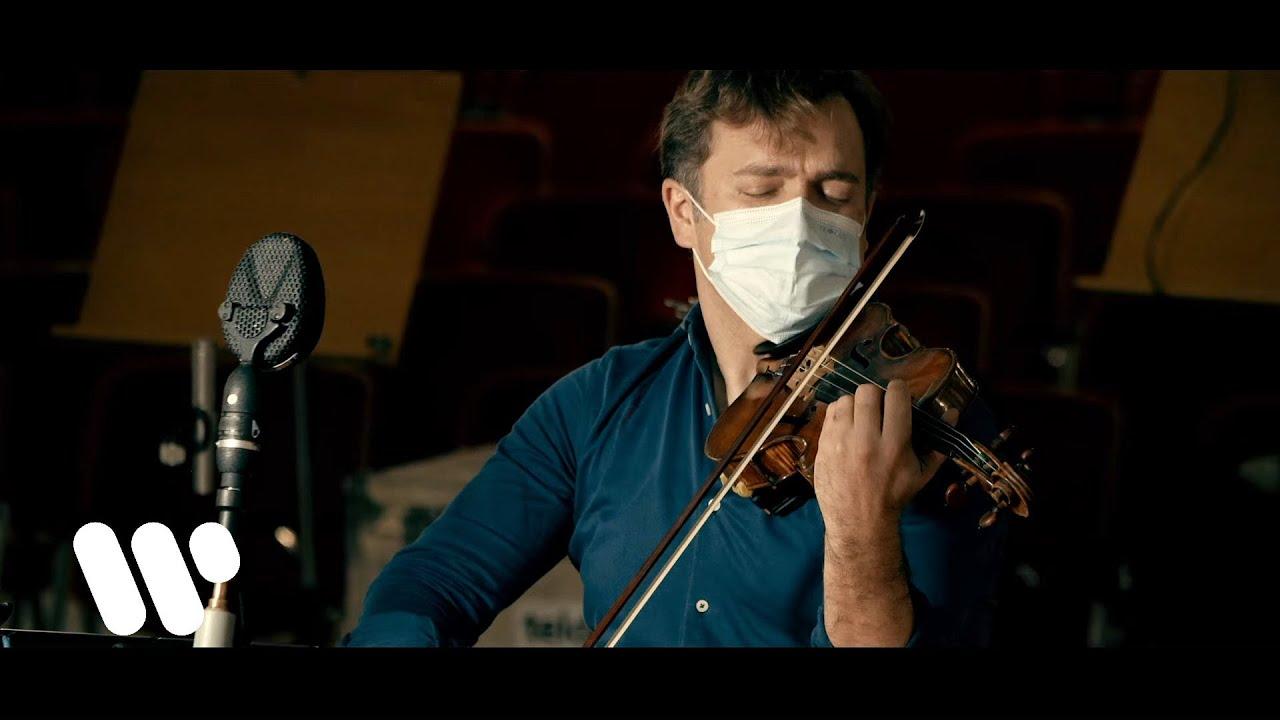 Renaud Capuçon plays Arvo Pärt: Darf ich… (with the Orchestre de Chambre de Lausanne)