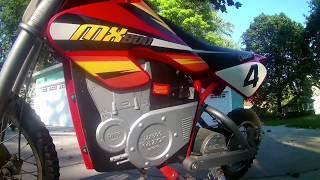 Razor MX500 Review