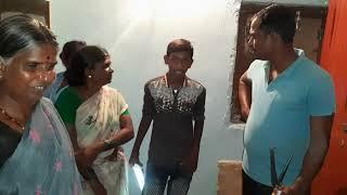 Today I am catch big cobra wanaparthy district rajanagaram village. Sagar snake society 99855 455 26