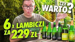 Lambiczi od SmakPiwa pl zestaw za 229 zł - czy warto?