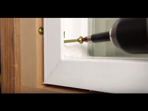 GRK Vinyl Window Screw