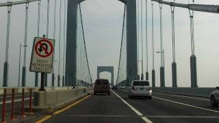Throgs Neck Bridge northbound