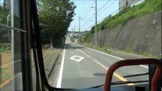 東急バス前面展望 た71系統 美しが丘西行き